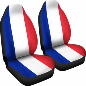 France Flag Car Seat Covers 100421 Universal Fit - CarInspirations