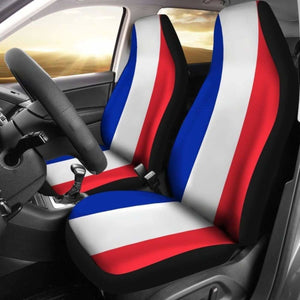 France Flag Car Seat Covers Universal Fit 051012 - CarInspirations