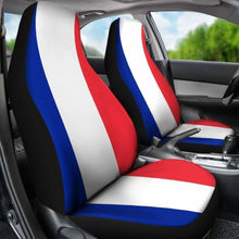Load image into Gallery viewer, France Flag Car Seat Covers Universal Fit 051012 - CarInspirations