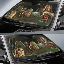 Load image into Gallery viewer, Funny Truck Car Sun Shades 918b Universal Fit - CarInspirations