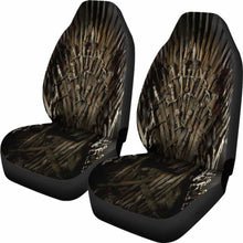 Load image into Gallery viewer, Game of Thrones Car Seat Covers 100421 Universal Fit - CarInspirations