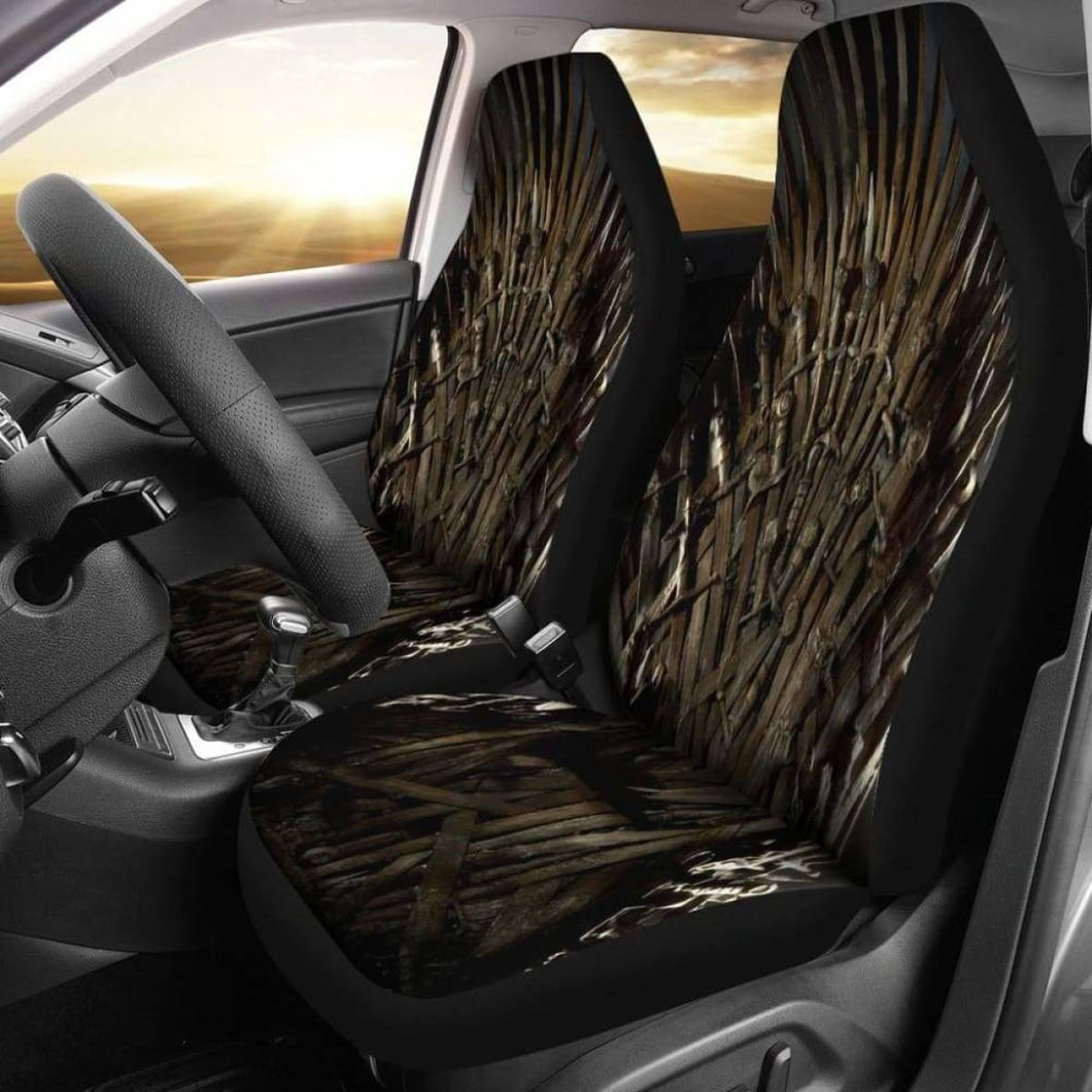 Game of Thrones Car Seat Covers 100421 Universal Fit - CarInspirations