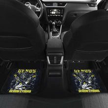 Load image into Gallery viewer, Genos One Punch Man Car Mats Universal Fit - CarInspirations