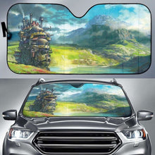 Load image into Gallery viewer, Ghibli Studio Auto Sun Shades 918b Universal Fit - CarInspirations