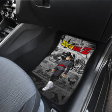 Load image into Gallery viewer, Goku Black Rose Characters Dragon Ball Z Car Floor Mats Manga Mixed Anime Universal Fit 175802 - CarInspirations