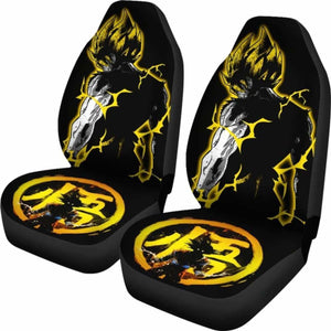 Goku - Dragon Ball - Car Seat Covers Universal Fit 051012 - CarInspirations