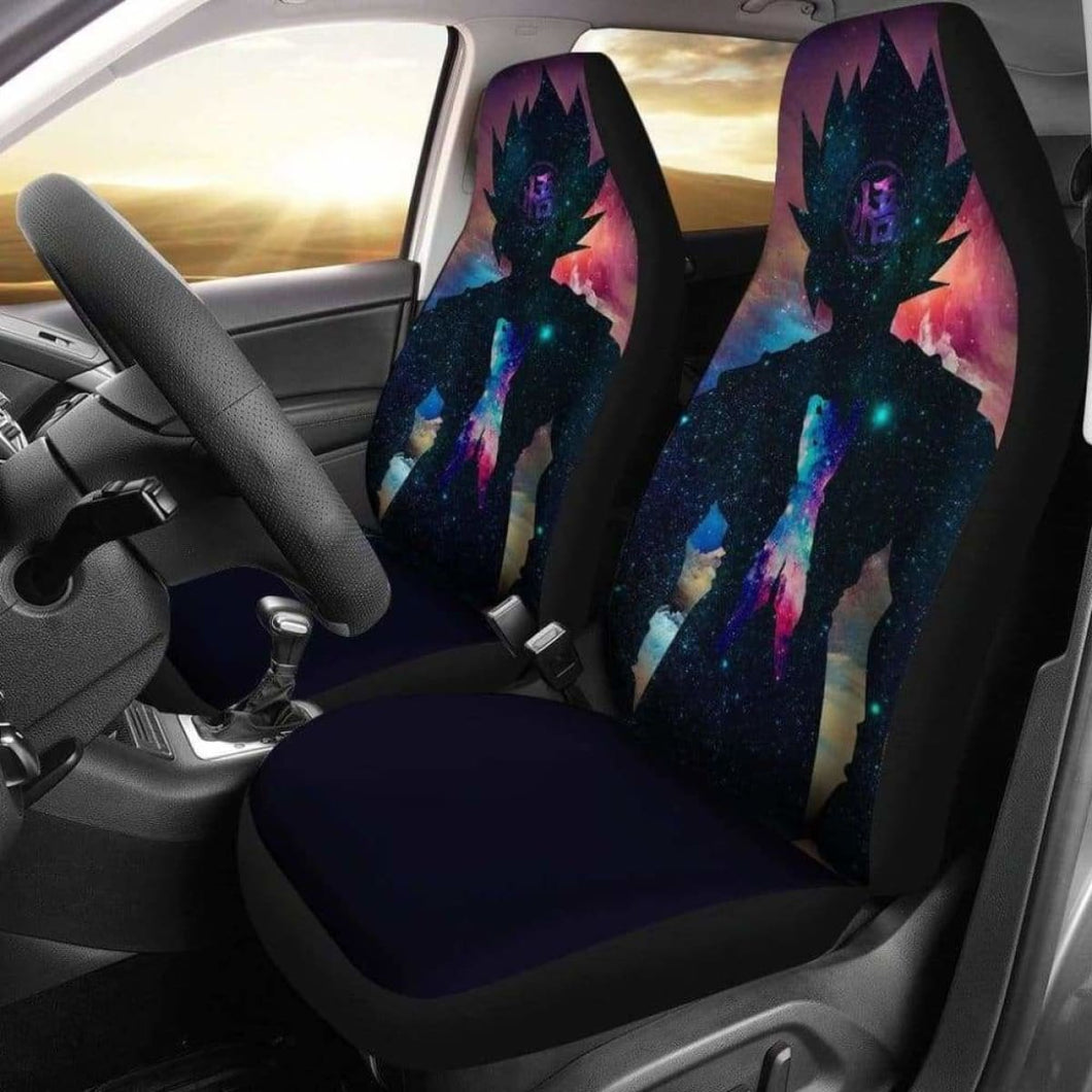 Goku Galaxy Car Seat Covers Universal Fit 051012 - CarInspirations