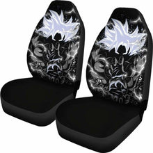 Load image into Gallery viewer, Goku Mastered Instinct Kamehameha Car Seat Covers Universal Fit 051012 - CarInspirations