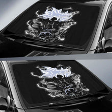 Load image into Gallery viewer, Goku Mui Kanehaneha Car Auto Sun Shades Universal Fit 051312 - CarInspirations