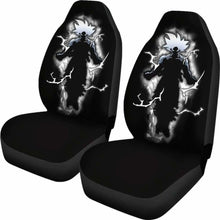 Load image into Gallery viewer, Goku Perfect Ultra Instinct Car Seat Covers Universal Fit 051012 - CarInspirations