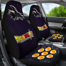 Load image into Gallery viewer, Goku Super Saiyan Dragon Ball Anime Car Seat Covers 2 Universal Fit 051012 - CarInspirations