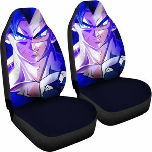 Goku Vegeta Ultra Instinct Seat Covers 101719 Universal Fit - CarInspirations