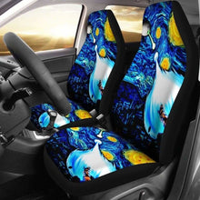Load image into Gallery viewer, Goku Vs Death Star Car Seat Covers Universal Fit 051012 - CarInspirations