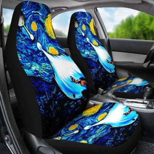 Goku Vs Death Star Car Seat Covers Universal Fit 051012 - CarInspirations