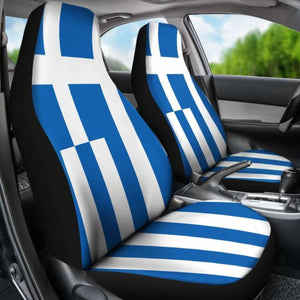 Greece Flag Car Seat Covers 100421 Universal Fit - CarInspirations
