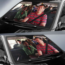 Load image into Gallery viewer, Grows Up Car Sun Shades 918b Universal Fit - CarInspirations