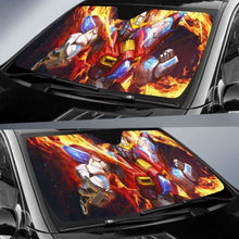 Load image into Gallery viewer, Gundam Auto Sun Shades 918b Universal Fit - CarInspirations