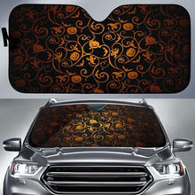 Load image into Gallery viewer, Halloween Auto Sun Shades 918b Universal Fit - CarInspirations