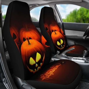 Halloween New Seat Covers 101719 Universal Fit - CarInspirations