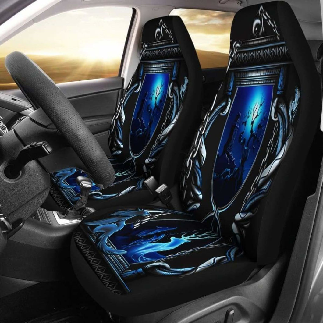 Harry Potter And The Prisoner Of Azkaban Car Seat Covers Universal Fit 051012 - CarInspirations