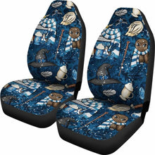 Load image into Gallery viewer, Harry Potter Seat Covers 1 101719 Universal Fit - CarInspirations