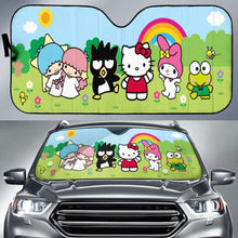 Load image into Gallery viewer, Hello Kitty Car Auto Sun Shades Universal Fit 051312 - CarInspirations