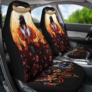 Hellsing Ultimate 2019 Car Seat Covers Universal Fit 051012 - CarInspirations
