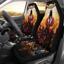 Load image into Gallery viewer, Hellsing Ultimate 2019 Car Seat Covers Universal Fit 051012 - CarInspirations