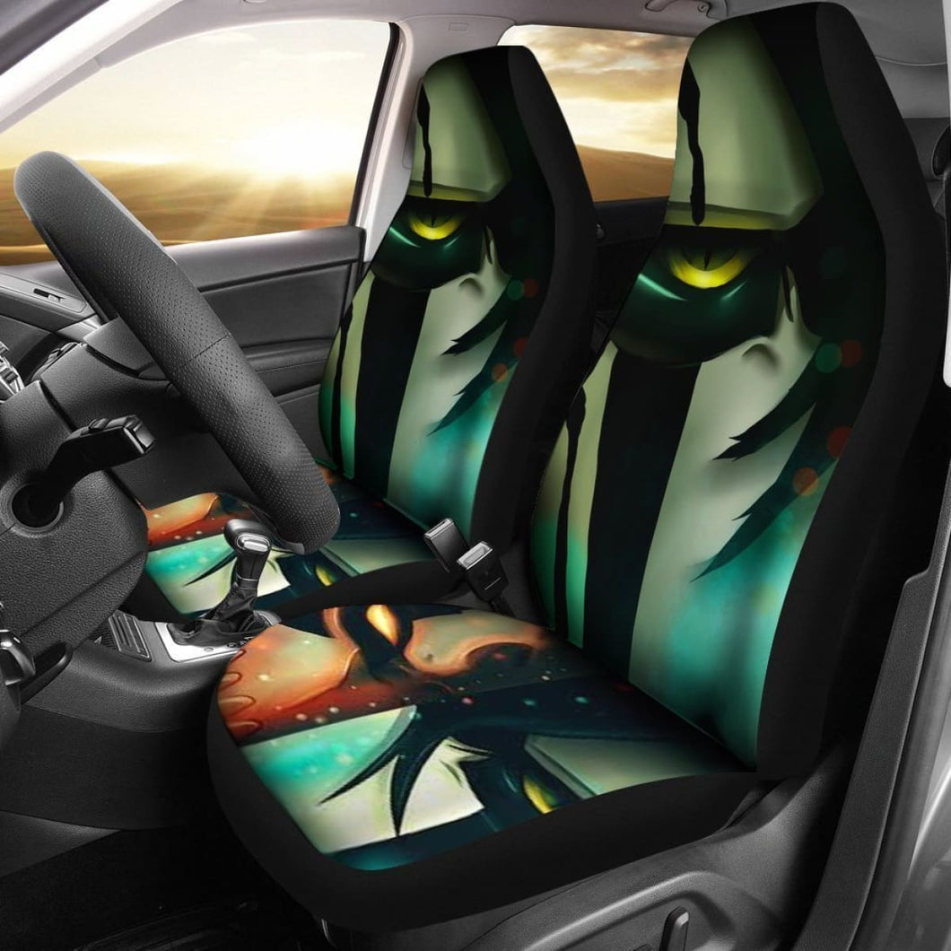 Ichigo Vs Ulquiorra Final Battle Bleach Car Seat Covers Lt04 Universal Fit 225721 - CarInspirations