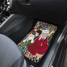 Load image into Gallery viewer, Inuyasha Love Kagome Car Floor Mats Universal Fit 051912 - CarInspirations