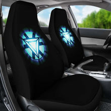Load image into Gallery viewer, Iron Man Car Seat Covers Universal Fit 051012 - CarInspirations