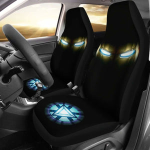 Iron Man Seat Cover 101719 Universal Fit - CarInspirations