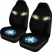 Load image into Gallery viewer, Iron Man Seat Cover 101719 Universal Fit - CarInspirations