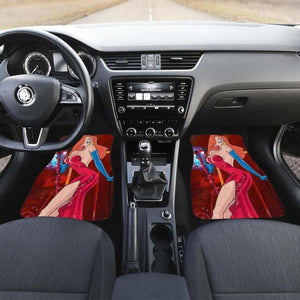 Jessica Rabbit Sexiest Car Floor Mats Universal Fit 051012 - CarInspirations