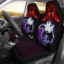 Load image into Gallery viewer, Jiren Vs Goku Mui Car Seat Covers Universal Fit 051012 - CarInspirations