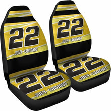 Load image into Gallery viewer, Joey Logano Car Seat Covers Universal Fit 051012 - CarInspirations