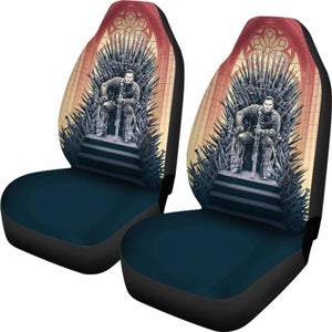 John Snow King Car Seat Covers Universal Fit 051012 - CarInspirations