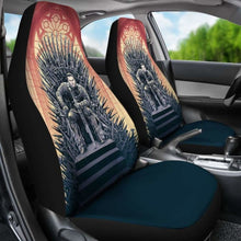 Load image into Gallery viewer, John Snow King Car Seat Covers Universal Fit 051012 - CarInspirations