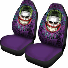 Load image into Gallery viewer, Joker Car Seat Covers Universal Fit 051312 - CarInspirations