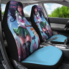 Load image into Gallery viewer, Kagome Inuyasha Car Seat Covers Universal Fit 051312 - CarInspirations