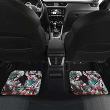 Load image into Gallery viewer, Kaneki Tokyo Ghoul Car Floor Mats Universal Fit 051912 - CarInspirations
