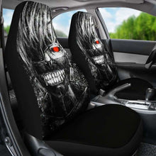 Load image into Gallery viewer, Ken Kaneki Car Seat Covers Universal Fit 051012 - CarInspirations