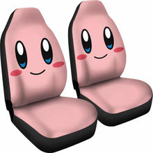 Load image into Gallery viewer, Kirby Car Seat Covers Universal Fit 051012 - CarInspirations