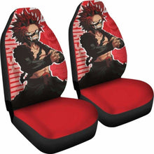 Load image into Gallery viewer, Kirishima My Hero Academia Car Seat Covers Universal Fit 051012 - CarInspirations