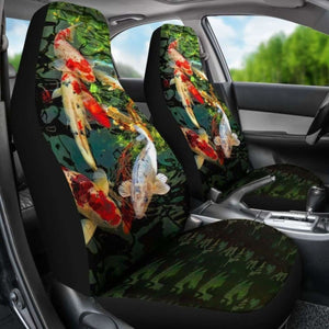 Koi Car Seat Cover 234929 Universal Fit - CarInspirations