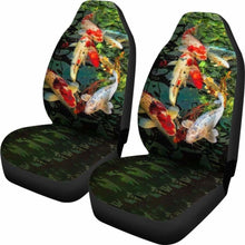 Load image into Gallery viewer, Koi Car Seat Cover 234929 Universal Fit - CarInspirations