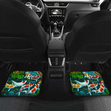 Load image into Gallery viewer, Koi Fish Car Floor Mats 2 Universal Fit - CarInspirations