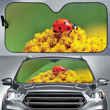 Load image into Gallery viewer, Ladybug Auto Sun Shades 918b Universal Fit - CarInspirations