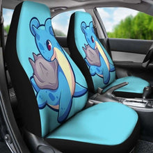 Load image into Gallery viewer, Lapras Pokemon Car Seat Covers Universal Fit 051012 - CarInspirations