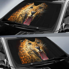 Load image into Gallery viewer, Leopard Car Car Auto Sun Shade 211626 Universal Fit - CarInspirations